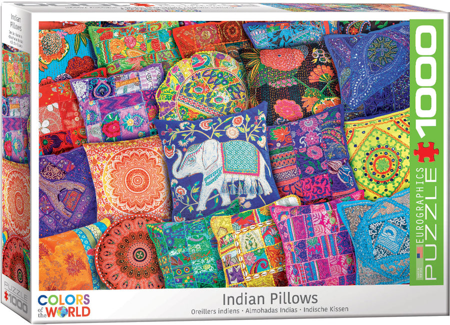 Indian Pillows Puzzle