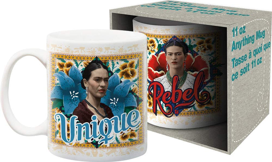 Frida Kahlo Unique/Rebel Mug