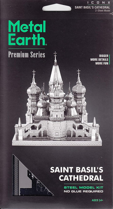 METAL EARTH Saint Basil Cathedral