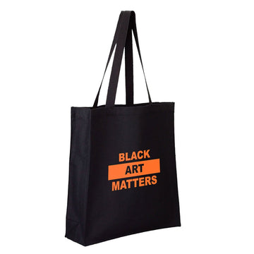 Willie Cole Black Art Matters Tote