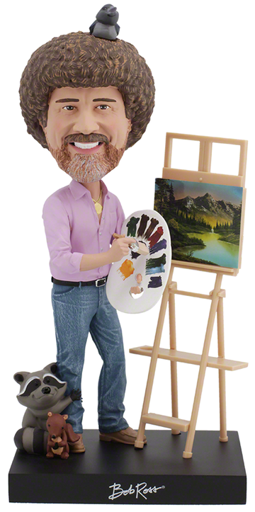 Bob Ross Bobble