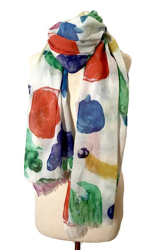 Fruits Scarf