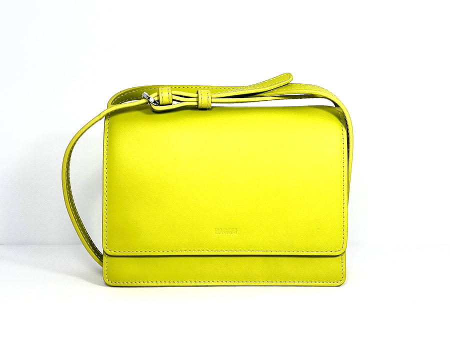Crossbody Bag in Citron