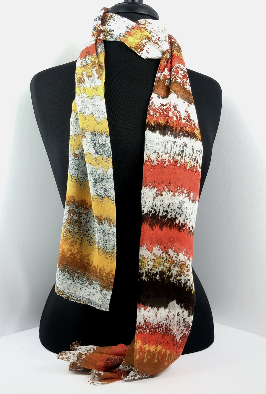 Pyre Cotton Scarf