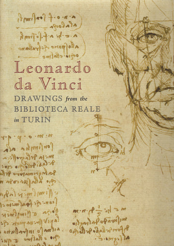 Leonardo Davinci: Drawings from the Biblioteca Reale in Turin