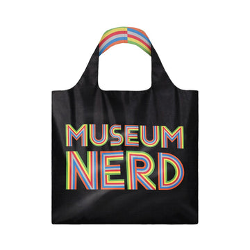 Museum Nerd Foldable Tote