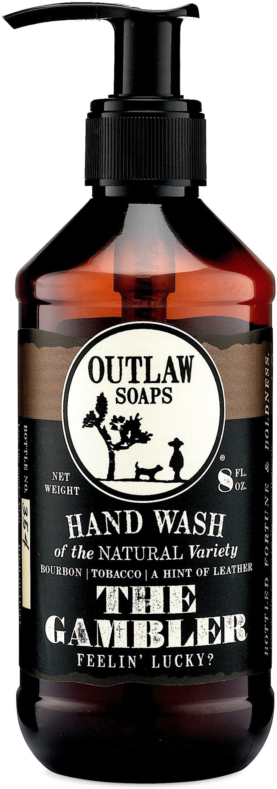 The Gambler Natural Hand Wash