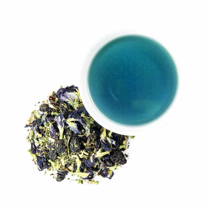 Piper Mint Blues Tea