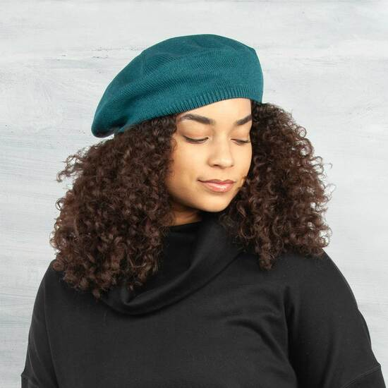 Maggie's Organics Slouchy Beret