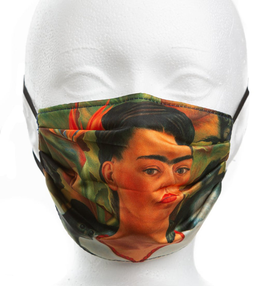 Frida Kahlo Reversible Mask