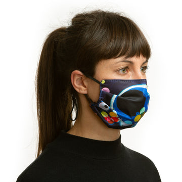 Kandinsky Reversible Mask