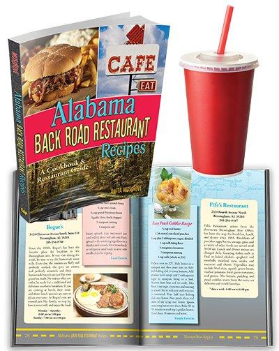 AL Back Road Restaurant Recipes