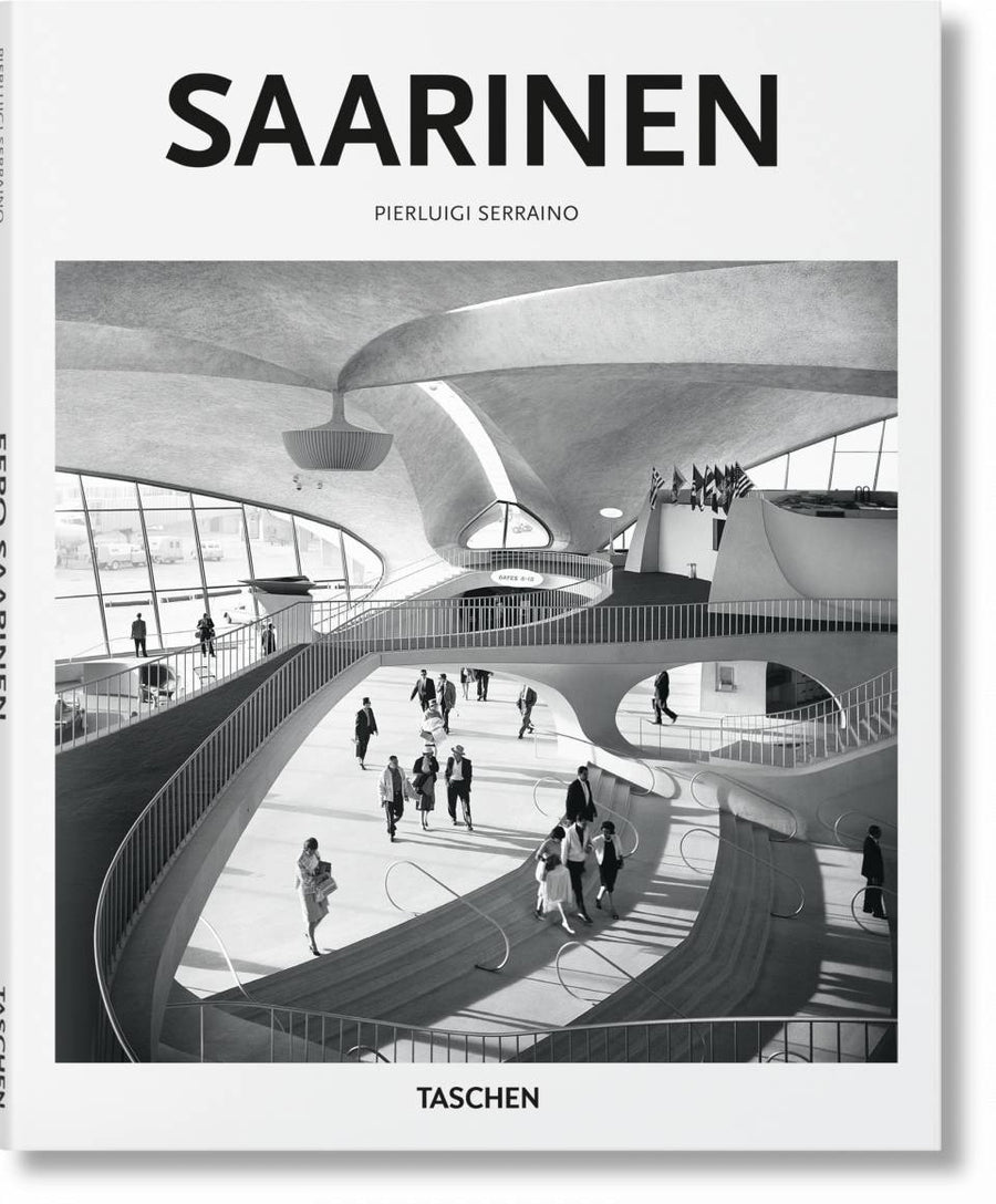 Basic Architecture Series: Saarinen