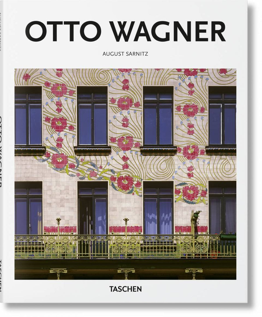Basic Architecture Series: Otto Wagner