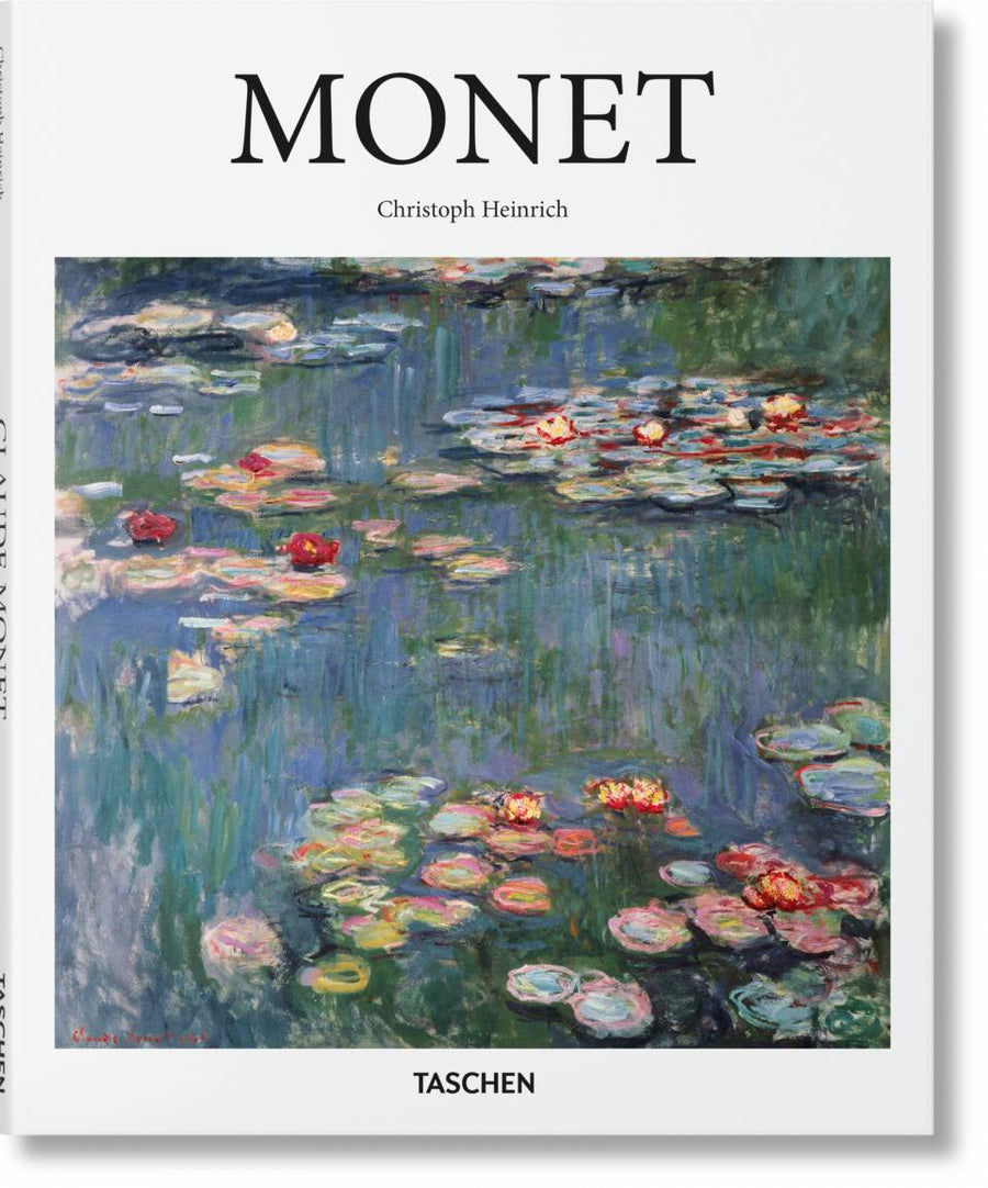 Basic Art Series:  Monet