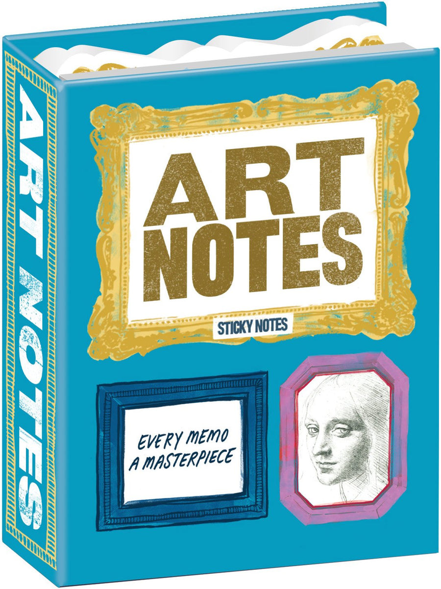 Art Notes Sticky Notes