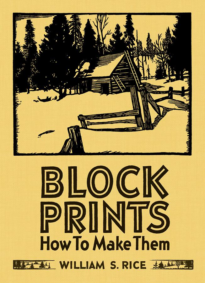 Block Prints How to Make Them