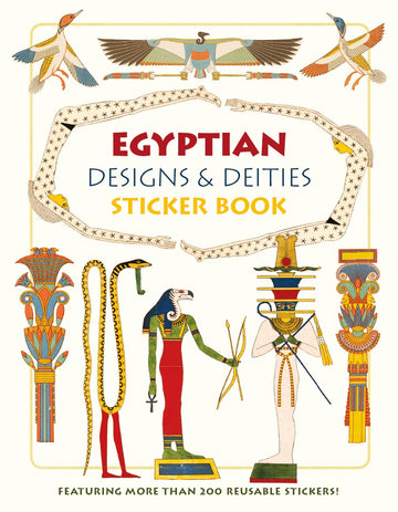 Egyptian Sticker Book