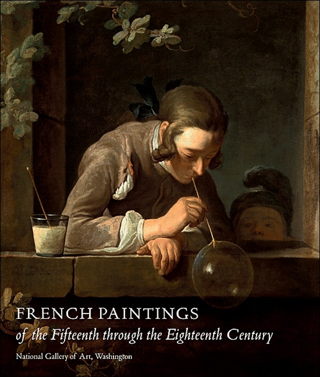 French Paintings of the 15th through the 18th Century