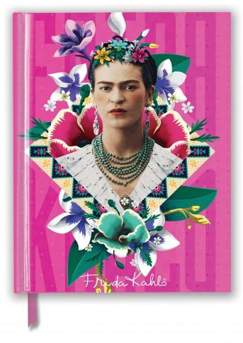 Pink Frida Kahlo Sketchbook