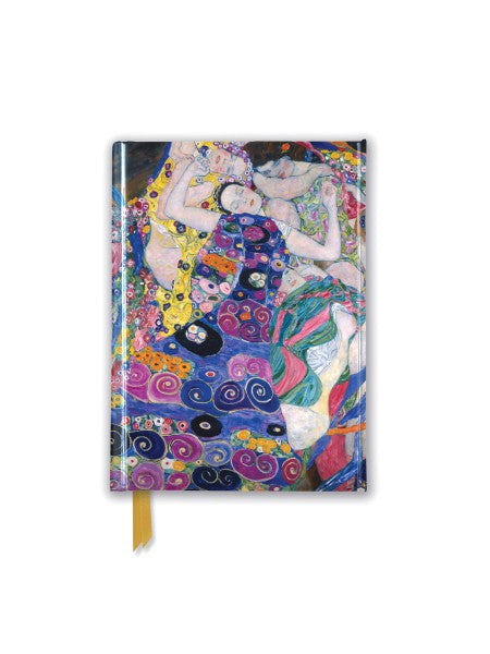 Gustav Klimt's The Virgin Pocket Journal
