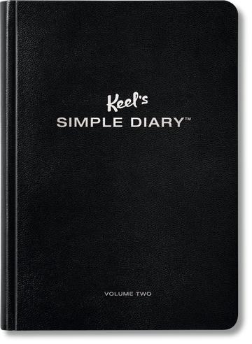 Keel's Simple Diary V2 BLK