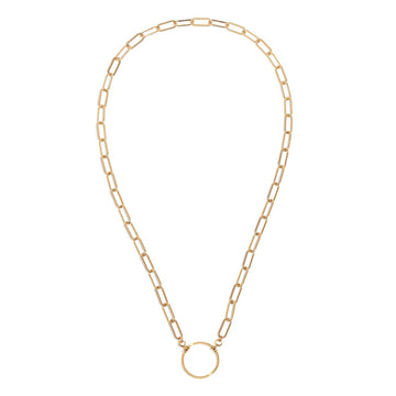 La Loop Lady in Gold 14K
