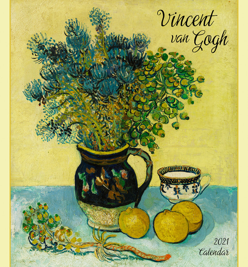 Vincent Van Gogh 2021 Mini Wall Calendar
