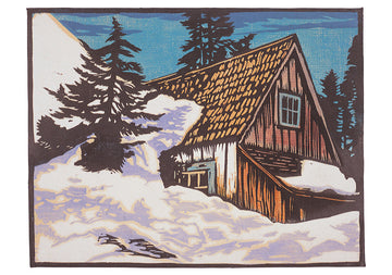 William Rice: Sierra Winter Holiday Cards