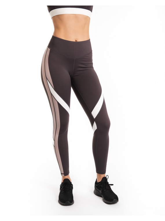 Carbon Leggings - Silver