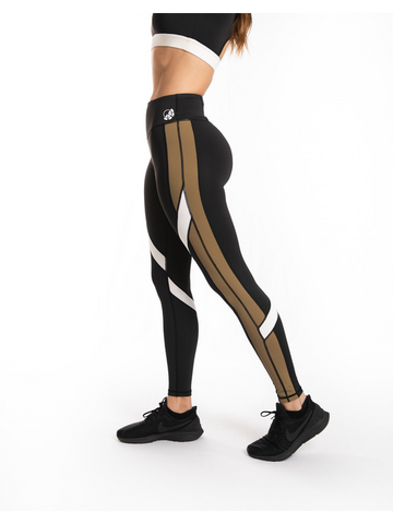 Carbon Leggings - Onyx