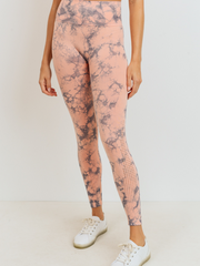 Luna Leggings - MELON