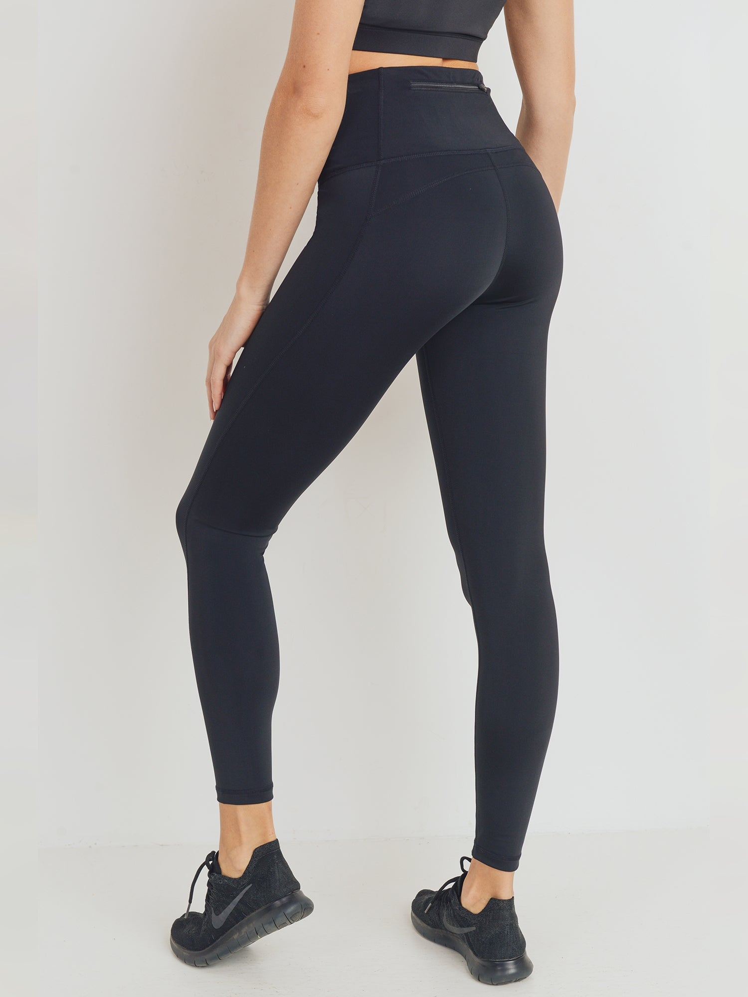 Layla Eco Legging - Black