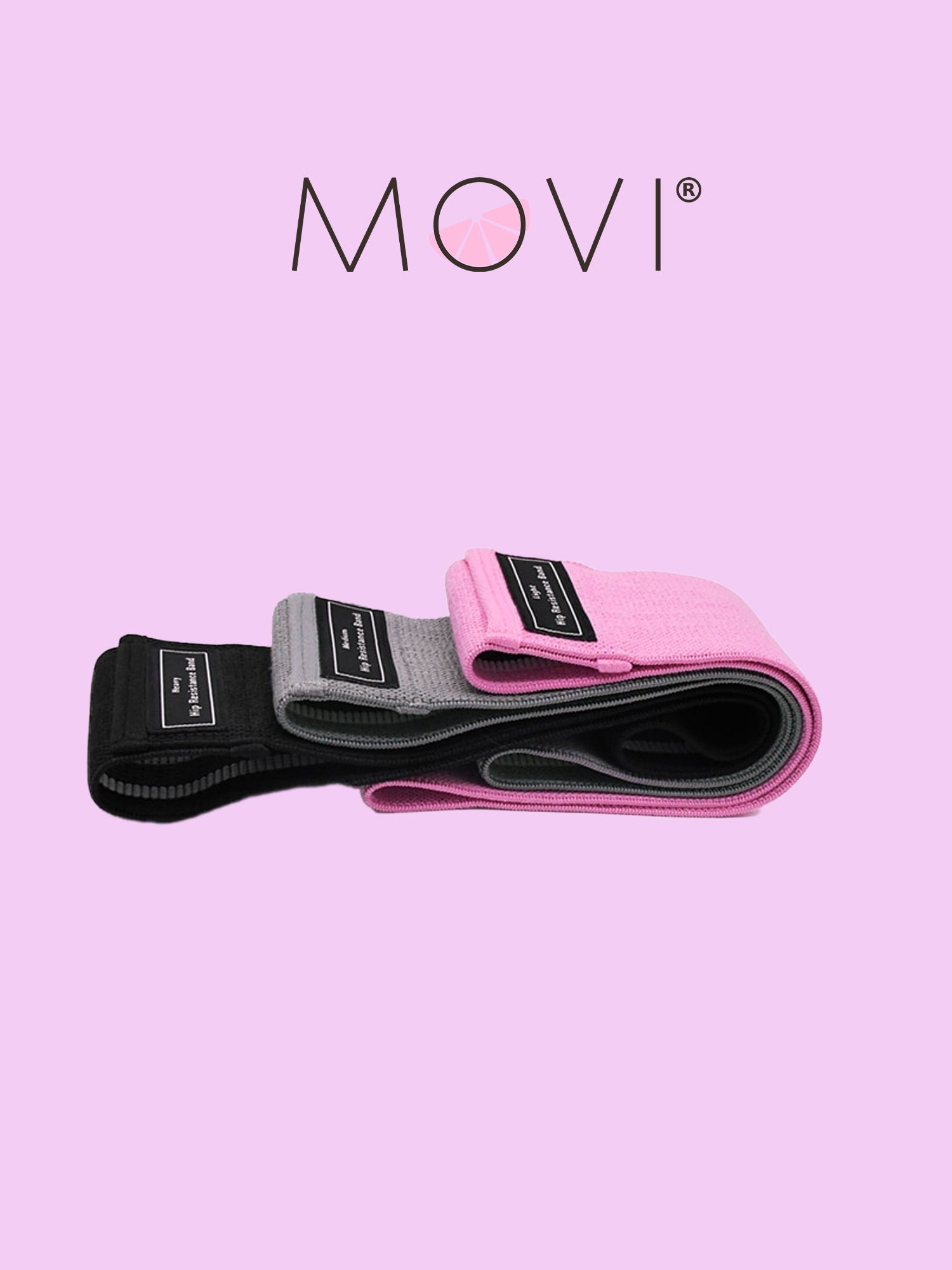 MOVI Resistance Band Set