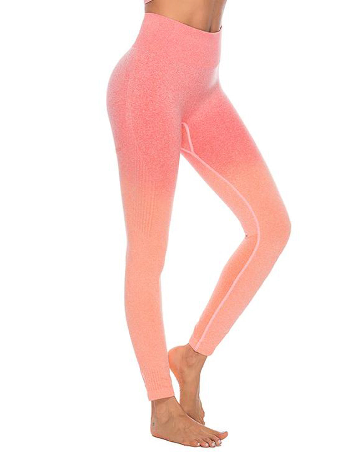 MOVI Sculpt+ Ombre Legging in Sunset