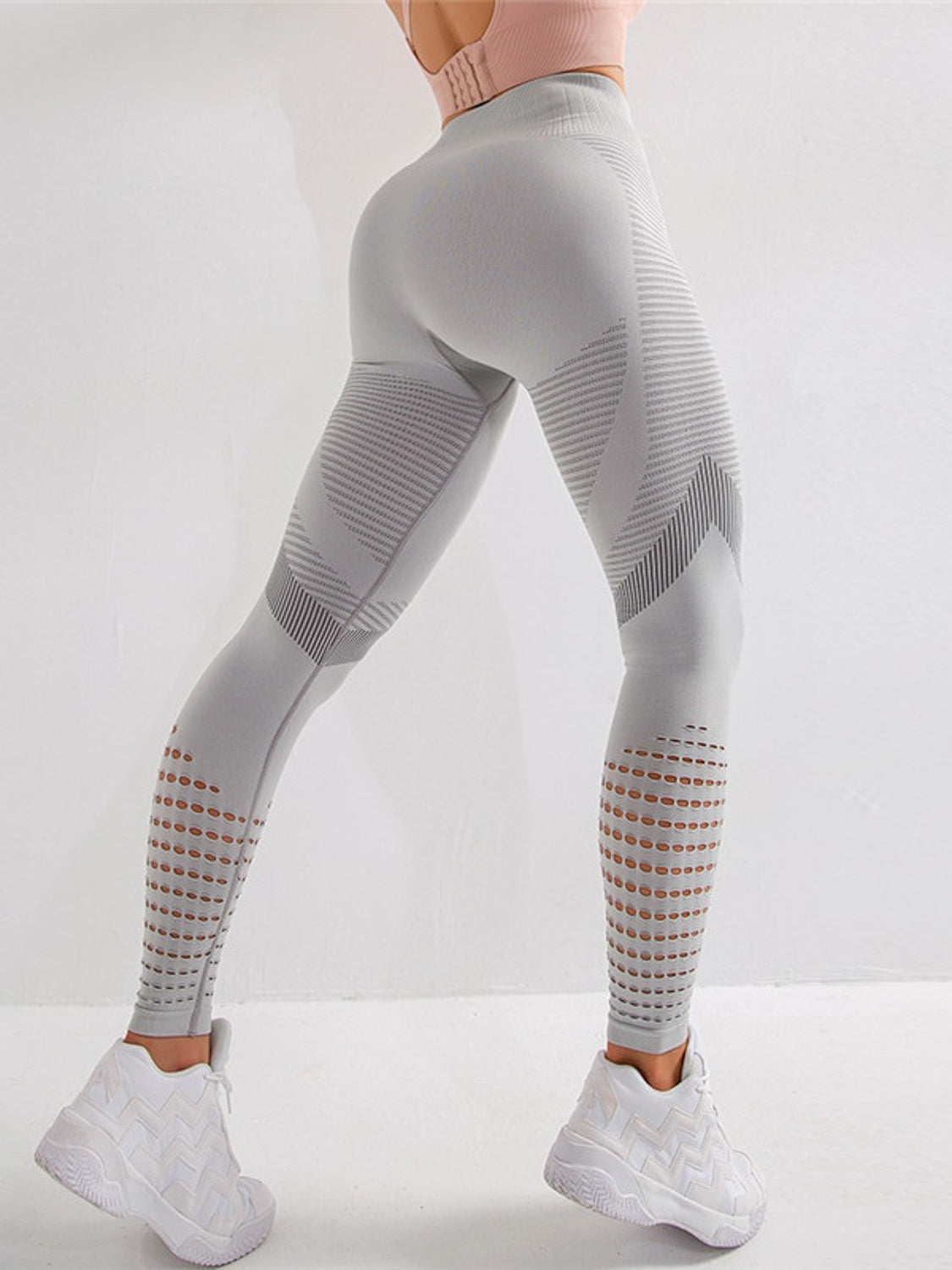 MOVI Vital Leggings (Grey)