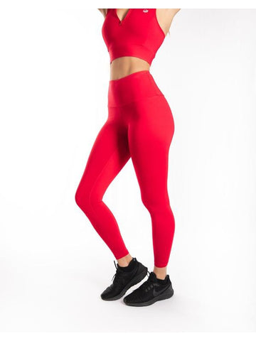 Red Ultra+ Leggings