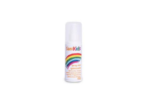 Sanikids Spray - 100 ml Box da 40 Confezioni