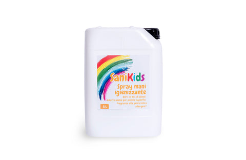 Sanikids Spray - Tanica da 5 L