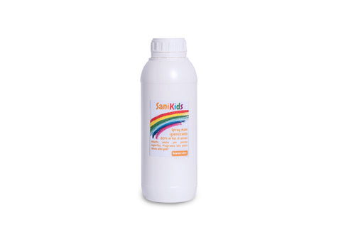 Sanikids Spray - Ricarica da 1 L Box
