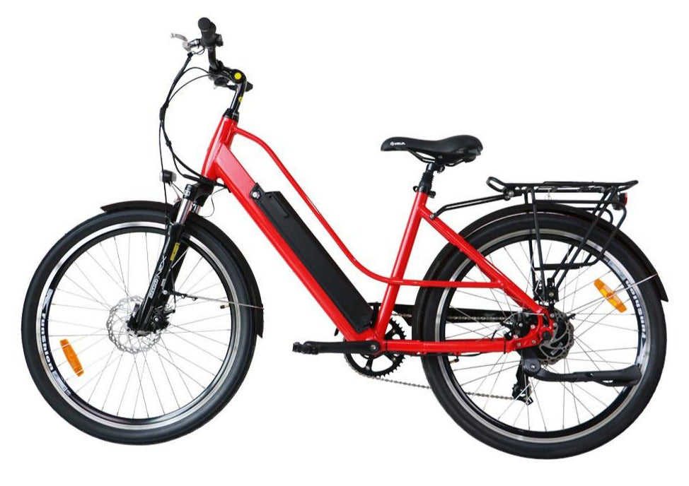 EUNORAU E-TORQUE 36V 350W Electric Step-Thru Bike