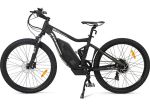 Crankworks Ecotric Tornado Full Suspension Electric Mountain Bike
