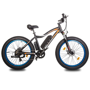 Crankworks Ecotric-Rocket Fat Tire Electric Bicycle