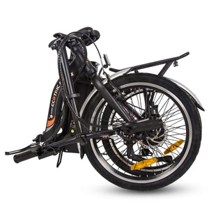 Crankworks Ecotric-Starfish 36V 350W Portable Folding Electric Bicycle