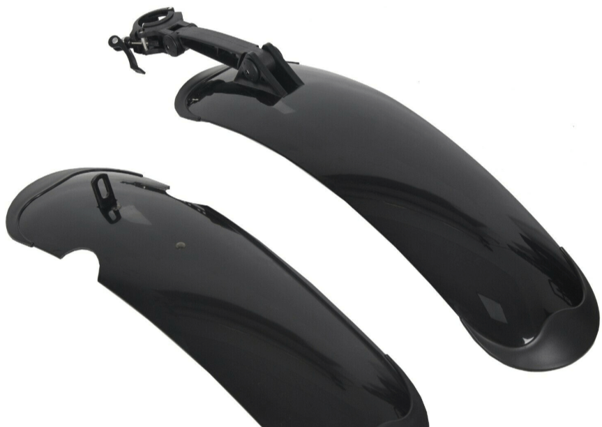 "Ecotric Fenders for the 26"" Fat Tire and Rocket"