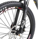 QuietKat Quantum 48V 750W Fat Tire Electric Mountain Bike