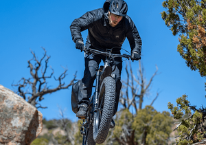 QuietKat Jeep 48V 750W Fat Tire Electric Mountain Bike