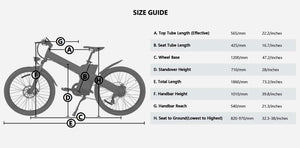 Crankworks Ecotric-Seagull 48V 1000W Electric Mountain Bike