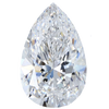 1.59 Carat G-Color VS1-Clarity Pear Diamond