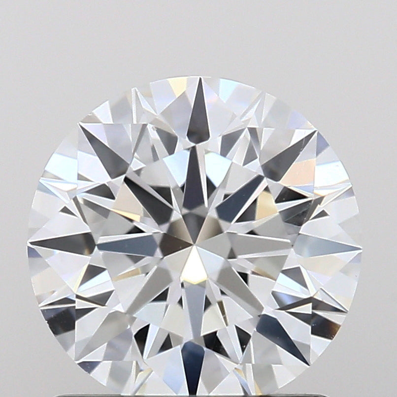 1.03 Carat D-Color VS1-Clarity Round Diamond